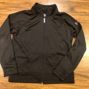 Under Armour jacket athletic full zip